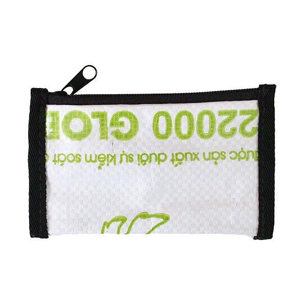 ベトナム 飼料袋リメイクキーケース