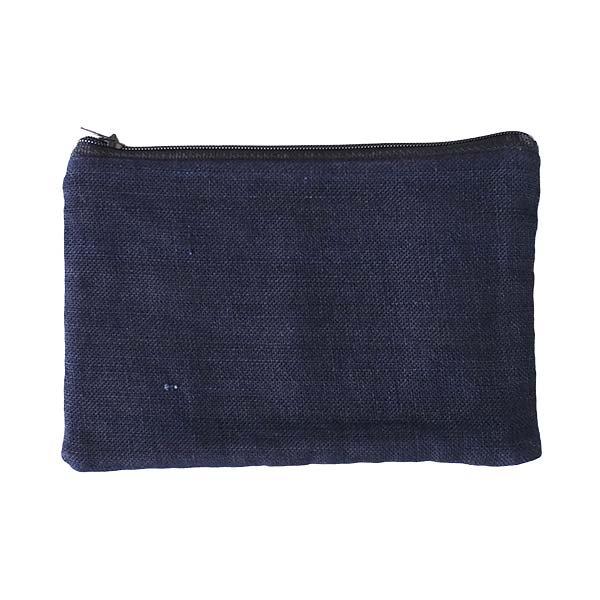 ベトナム モン族 古布 刺繍 ポーチ(長方形 A)【画像2】