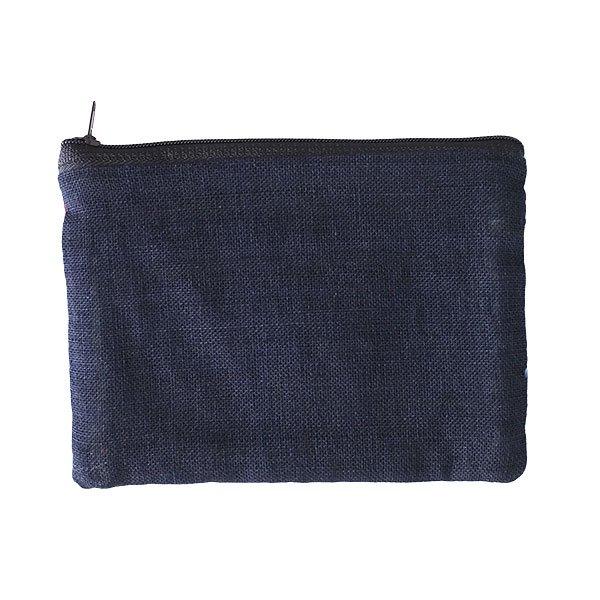 ベトナム モン族 古布 刺繍 ポーチ(長方形 B)【画像2】