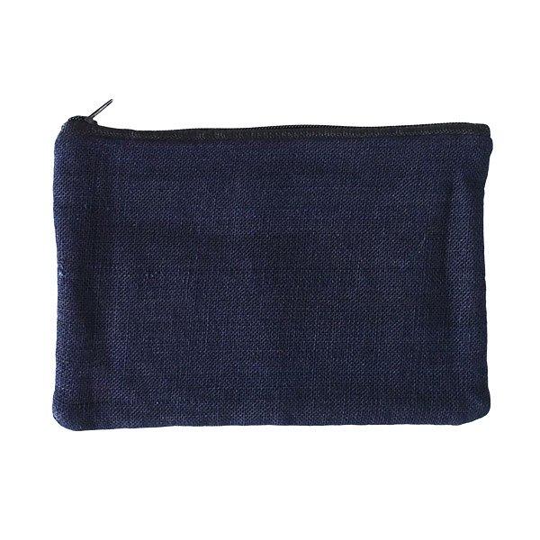 ベトナム モン族 古布 刺繍 ポーチ(長方形 D)【画像2】