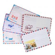 ベトナム エアメイルの封筒(5枚セット)