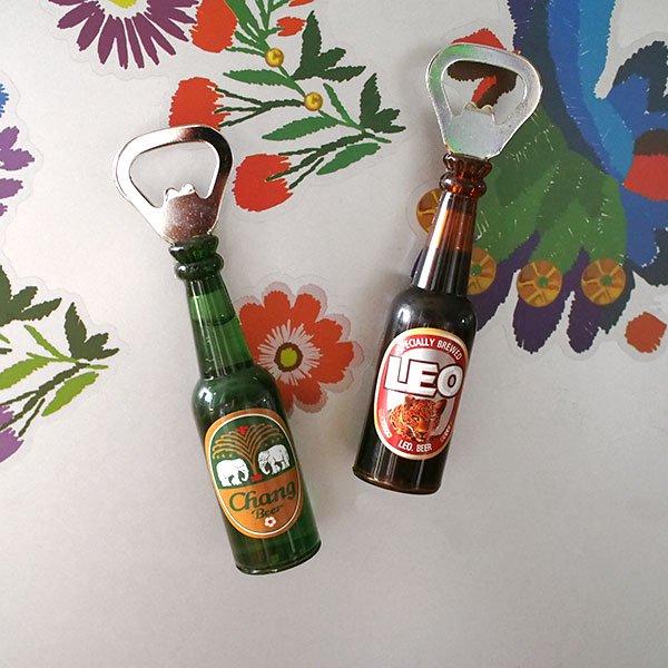 タイ ビール 栓抜き  (LEO BEER・Chang Beer)【画像7】
