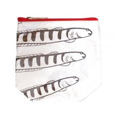 ベトナム 飼料袋 リメイク ポーチ(NEW サイズ うなぎ)