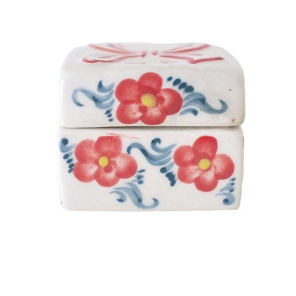 ベトナム バッチャン焼き小箱