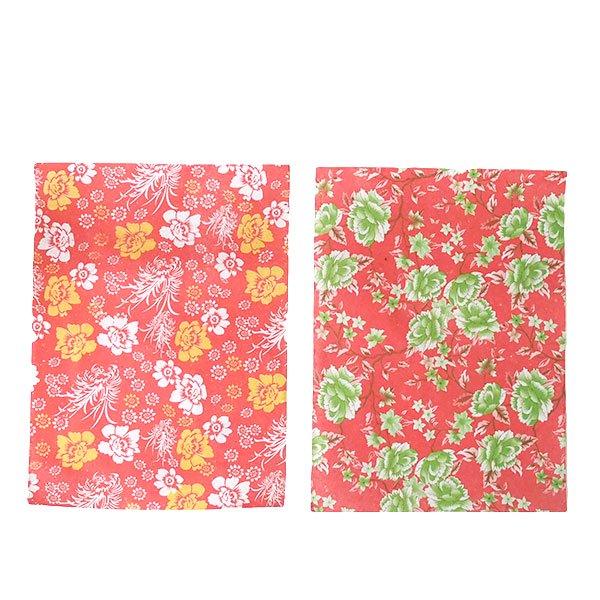 ベトナム 包装紙 いろいろ6種セット【画像3】