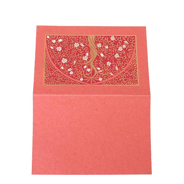 インド  chimanlals (チマンラール) メッセージカード UPAVAN  (5色 封筒付き)【画像6】