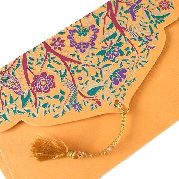 インド chimanlals(チマンラール)封筒 MOHANA(トリ 5色)【画像4】
