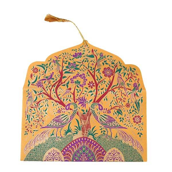 インド chimanlals(チマンラール)封筒 MOHANA(トリ 5色)【画像5】