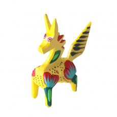 メキシコ ウッドカービング アレブリヘス(馬)