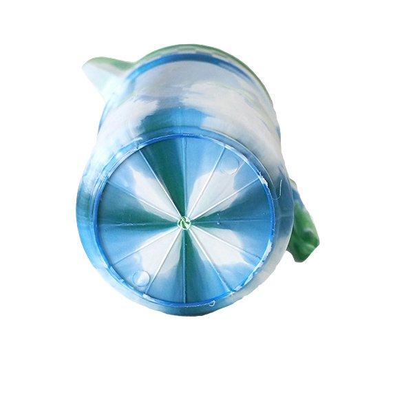 セネガル プラスチックの水さし(グリーン)【画像2】