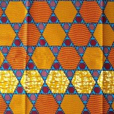 アフリカン プリント布 パーニュ 115×90 カットオフ(いろいろな模様)