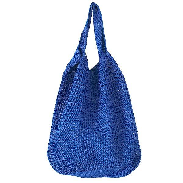 かぎ編みバッグ