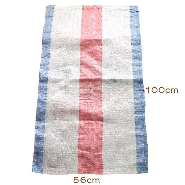 マダガスカル マラガシプラスチック 米袋(約100×56)【画像2】