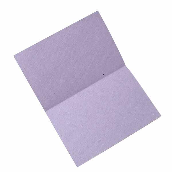 インド  chimanlals(チマンラール)メッセージカード NOOR B トリと植物(封筒付き)【画像5】