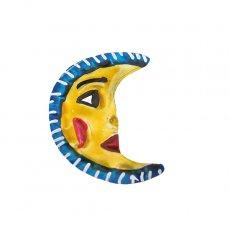 メキシコ ブリキ マグネット(月)