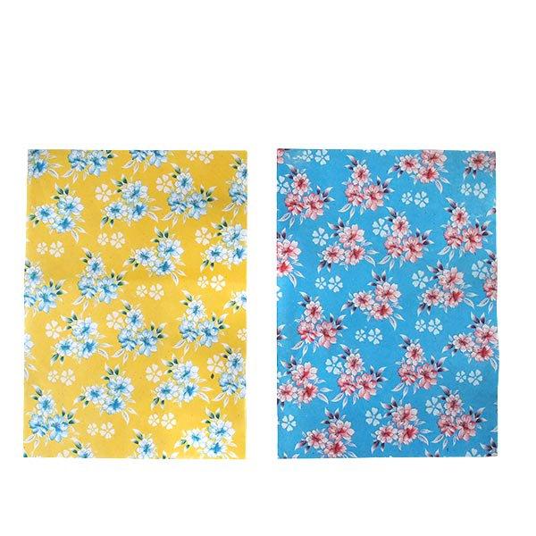 ベトナム 包装紙 いろいろ 4種セット【画像3】