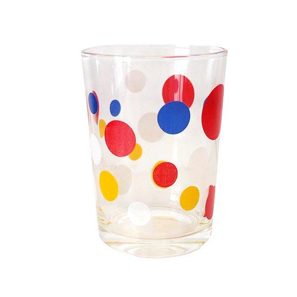 ベトナム 水玉 グラス【画像2】