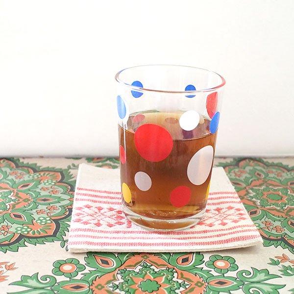 ベトナム 水玉 グラス【画像4】