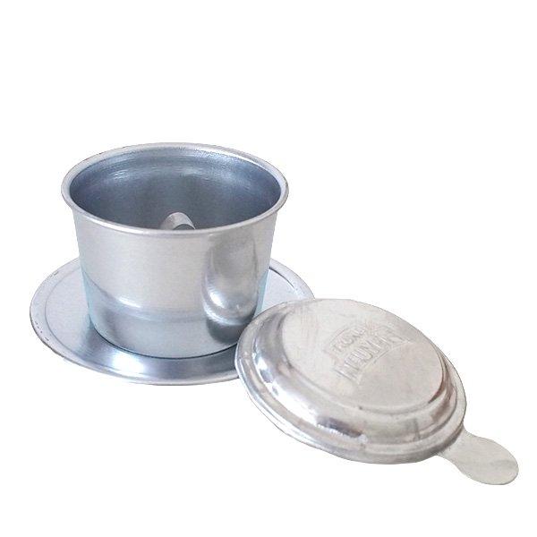 ベトナム アルミ コーヒーフィルター