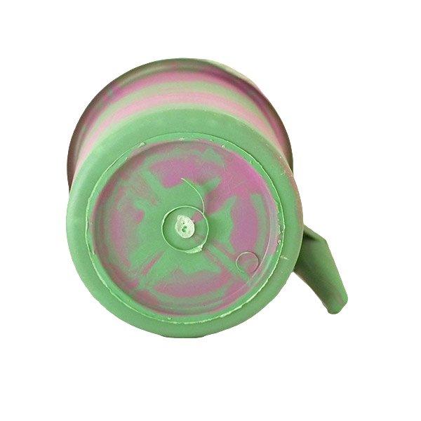 セネガル プラスチックコップ(1リットル グリーン×ピンク)【画像2】