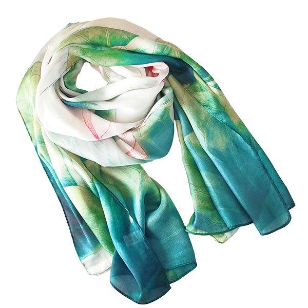 ロータススカーフ