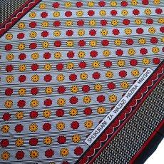 アフリカンプリント 布 アフリカ タンザニア カンガ プリント布 110×160(親にはいくら感謝してもしきれません)