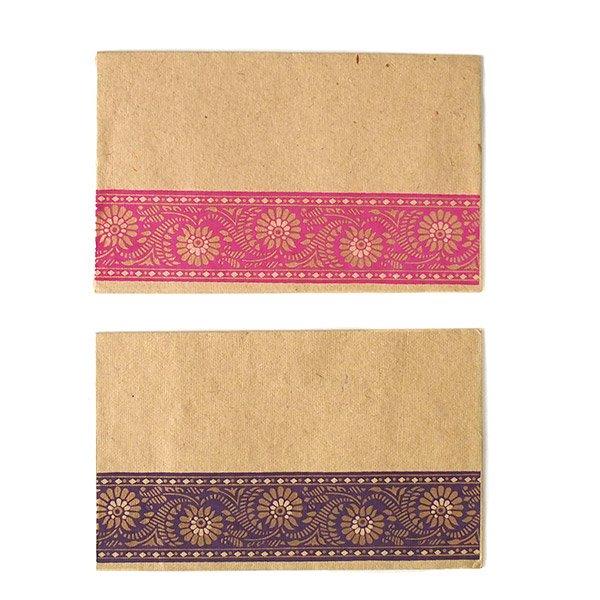 インド chimanlalsのミニ封筒(4色)【画像2】