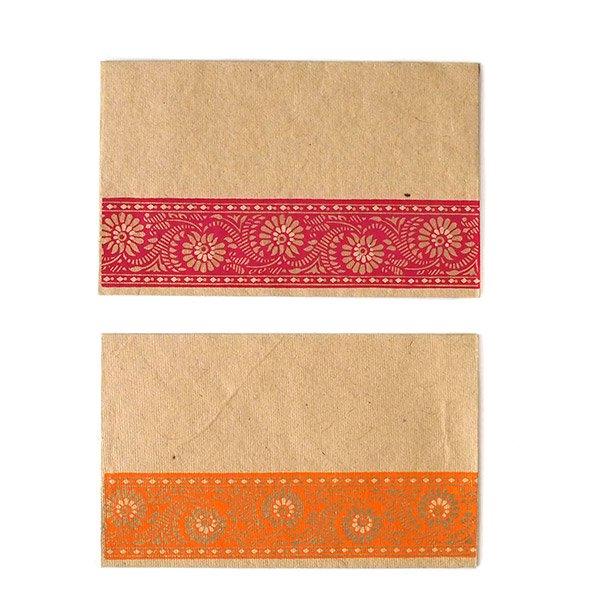 インド chimanlalsのミニ封筒(4色)【画像3】