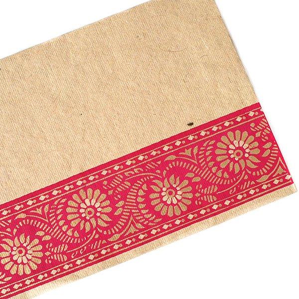 インド chimanlalsのミニ封筒(4色)