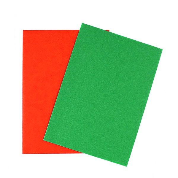 ティンガティンガアート クリスマスカード(2色)【画像4】