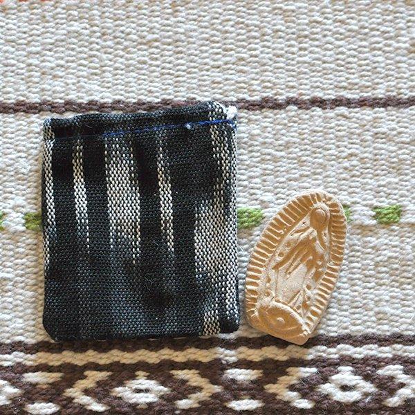 世界のお守り メキシコ グアダルーペ(マリア様)のお守り袋【画像3】