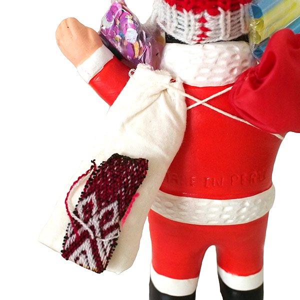 世界のお守り ペルー サンタエケコ人形【画像2】