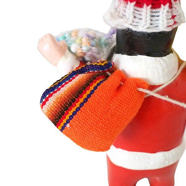 世界のお守り ペルー サンタエケコ人形【画像3】