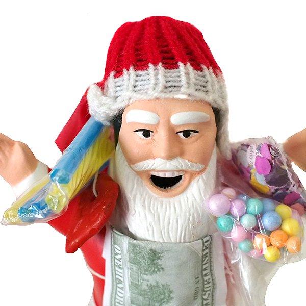 世界のお守り ペルー サンタエケコ人形【画像6】