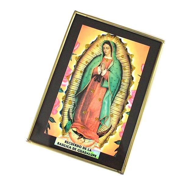 メキシコ マリア 壁掛けフレーム(5種)【画像2】