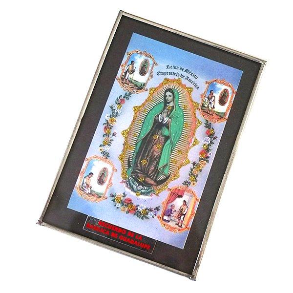 メキシコ マリア 壁掛けフレーム(5種)【画像8】
