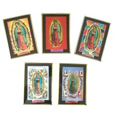 メキシコ マリア 壁掛けフレーム(5種)