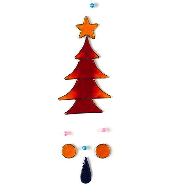 インドネシア クリスマス ツリー オーナメント(3色)【画像3】