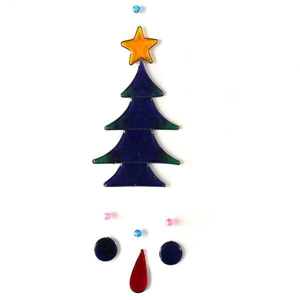 インドネシア クリスマス ツリー オーナメント(3色)【画像4】