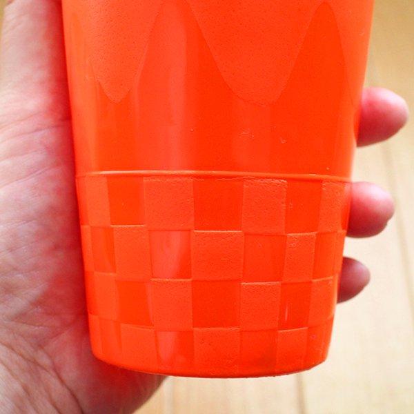 セネガル プラスチックコップ(0.4リットル 5色)【画像5】