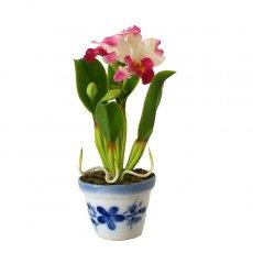 動物/置物 タイ 造花 ミニチュアフラワー(B)