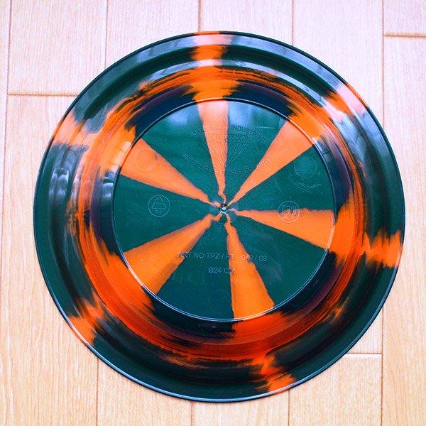 ブルキナファソ プラスチックのお皿【画像6】