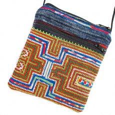 ベトナム 民族 ベトナム 少数民族 モン族 刺繍 ポシェット(B)