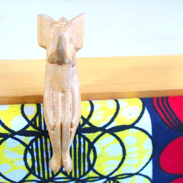 ケニア お座りアニマル(ゾウ)