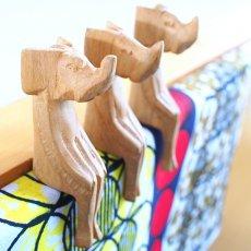 ゾウ(ぞう) 雑貨 ケニア ウッドカービング  ゾウ