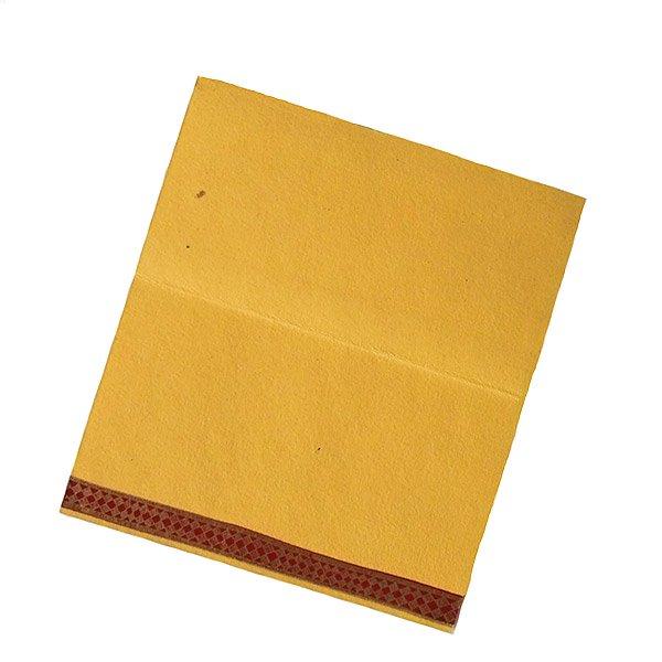 インド  chimanlals (チマンラール) ゾウ メッセージカード(封筒付き)【画像5】