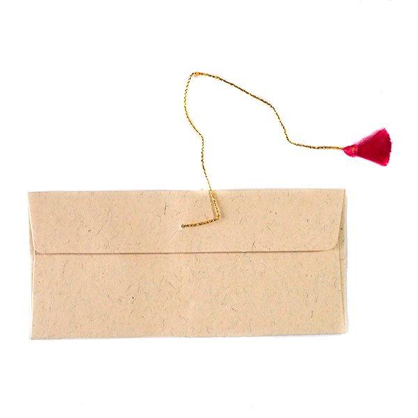 インド chimanlals(チマンラール) の封筒 ゾウ A【画像6】