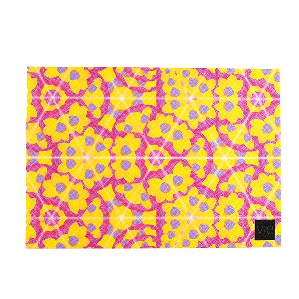 カラフルなポストカード(鏡 ミラー)