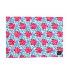 台湾 カラフルポストカード(小さな お花)