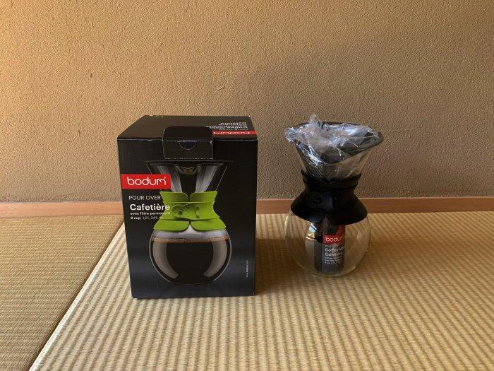 【SALE】bodum POUR OVER Coffee Maker